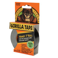 Gorilla Tape Handy Roll 25mm x 9m (GRGTHR)