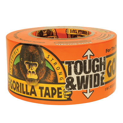 Gorilla Tape Tough & Wide 73mm x 27m (GRGGTTW)