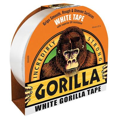 Gorilla Tape White 48mm x 27m (GRGWHTAPE48)