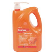 Swarfega Orange Hand Cleaner Pump Top 4ltr (SWASOR4LMP)