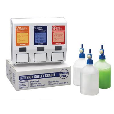 Swarfega Skin Safety Cradle Starter Kit (SWASVC01SP)