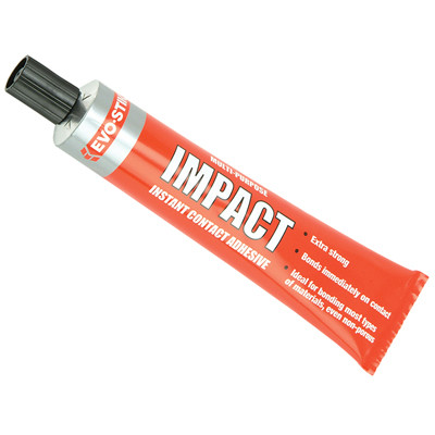 Evo-Stik Impact Instant Contact Adhesive 67gm (EVOIMPL)