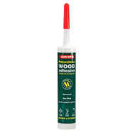 Evo-Stik Waterproof PU Wood Adhesive 310ml (EVOPWAC20)