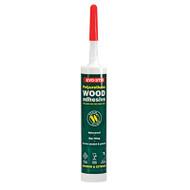 Evo-Stik Waterproof PU Wood Adhesive 310ml (EVOPWAC20)