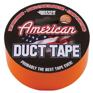 Everbuild American Duct Tape Orange 50mm x 25m (EVBUSDTO25M)