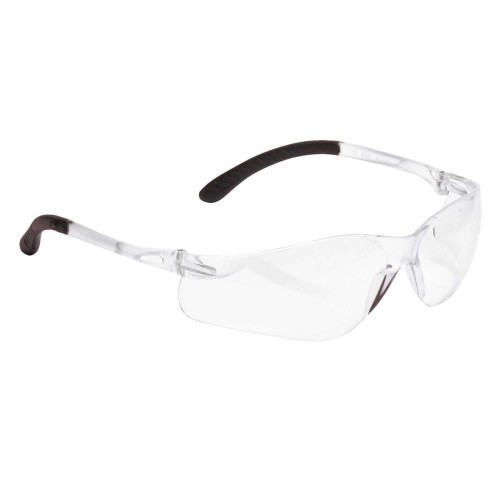 Pan View Safety Glasses - Clear