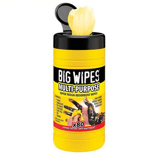 Big Wipes Black Top Multi Purpose Wipes (BGW2010)