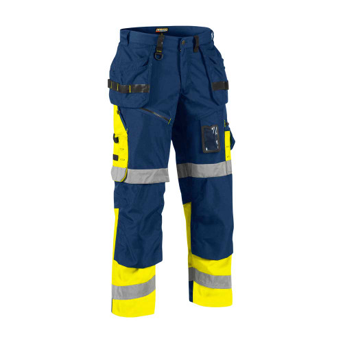 Blaklader X1500 Hi Visibility Trousers (15081860)