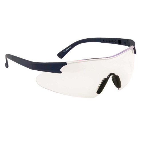 Curvo Safety Glasses - Clear