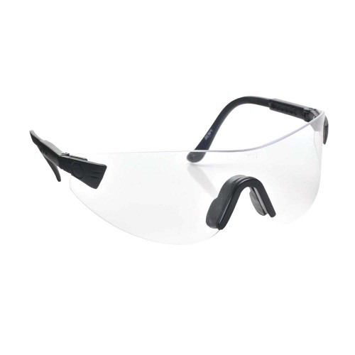 Hi-Vision Safety Glasses - Clear
