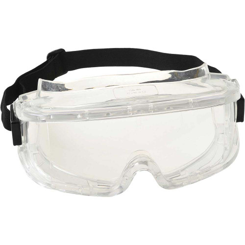 Challenger Safety Goggles - Clear