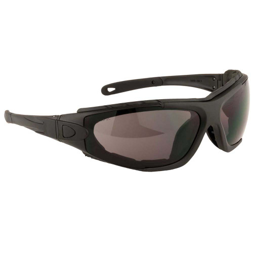 Levo Safety Glasses - Smoke
