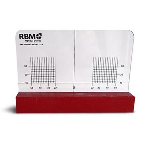 RBM Optical Lens Alignment Ruler (OPTL-025)