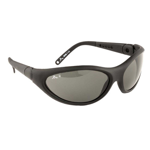 Umbra Polarised Safety Glasses - Smoke