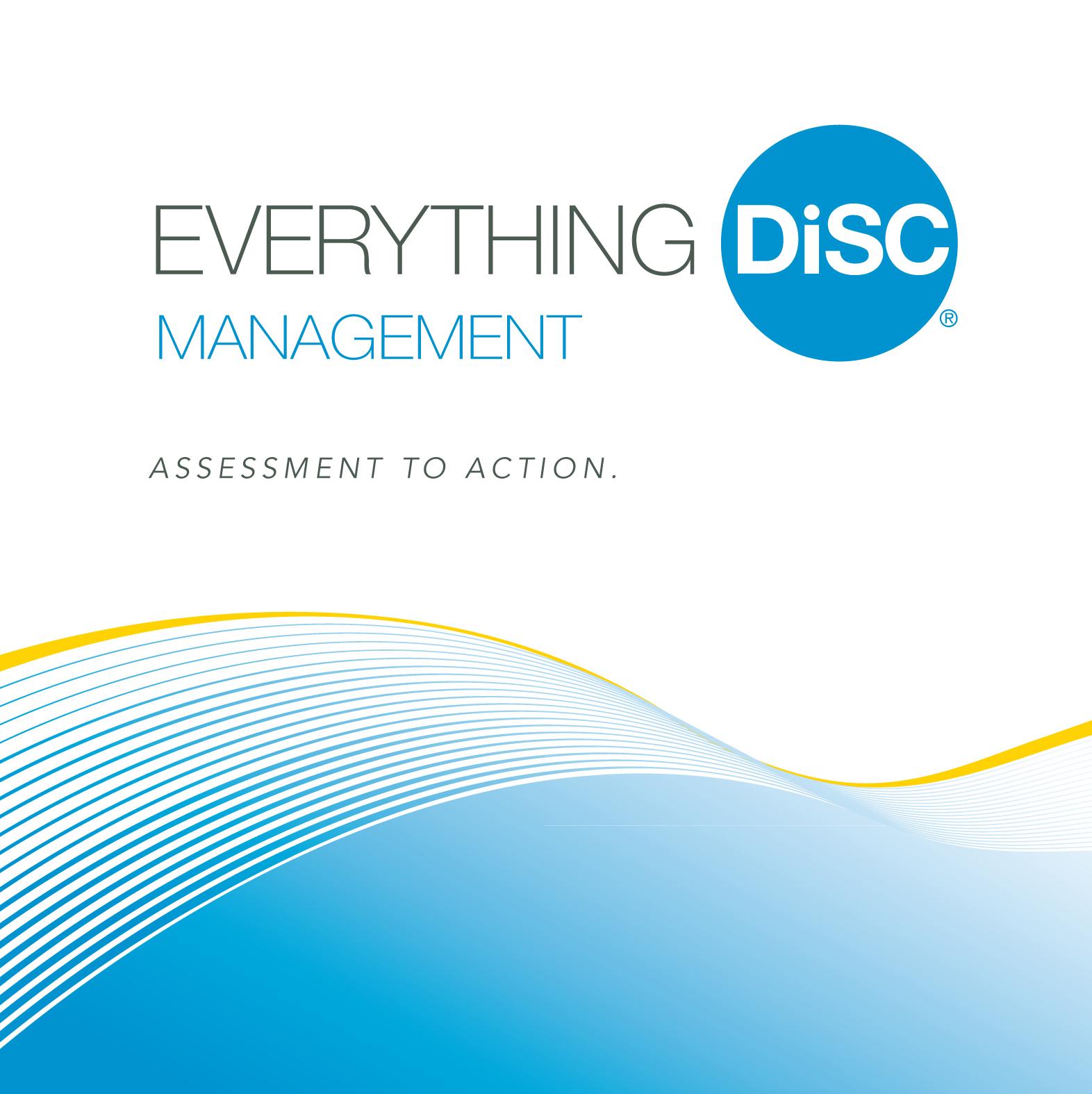 DiSC Management Facilitation Kit
