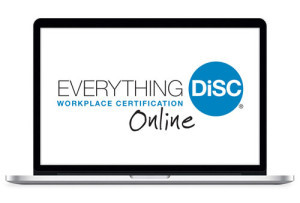 Everything DiSC Workplace Online Trainer Certification