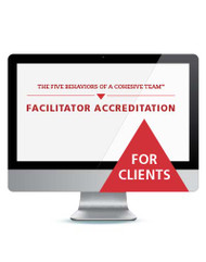 Five Behaviors of a Cohesive Team Online Accreditation