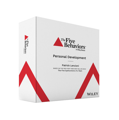 Five Behaviors Personal Development Facilitators Kit