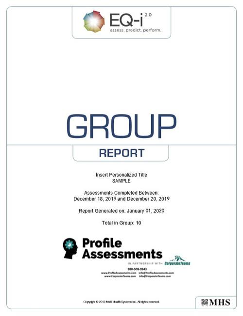 EQ-1 2.0 Group Report