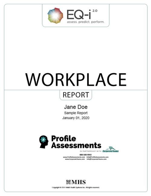 EQ 360 Workplace Report