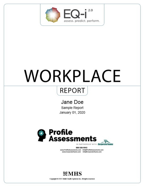 EQ 360 Workplace Report
