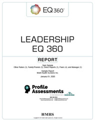 EQ 360 Leadership Report