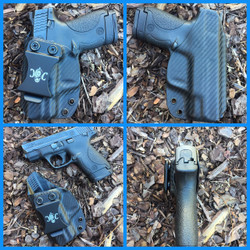 Level 2 Holsters - Carolina Customs