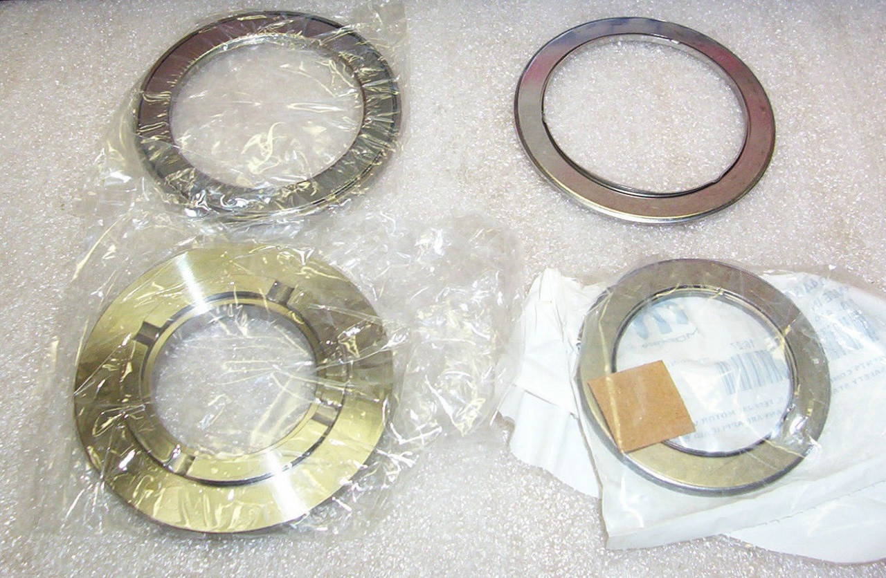 42RE A518 46-47-48RE Transmission Thrust Bearing Kit 1989 /& Up DODGE JEEP New