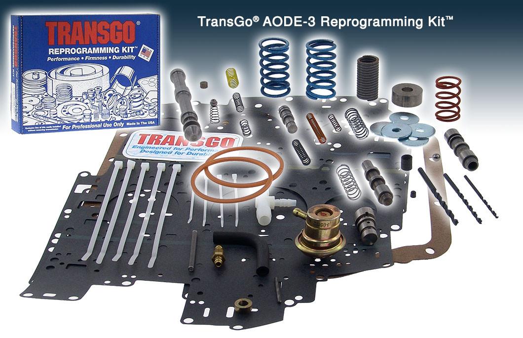 TransGo AODE 4R70W Reprogrammi...