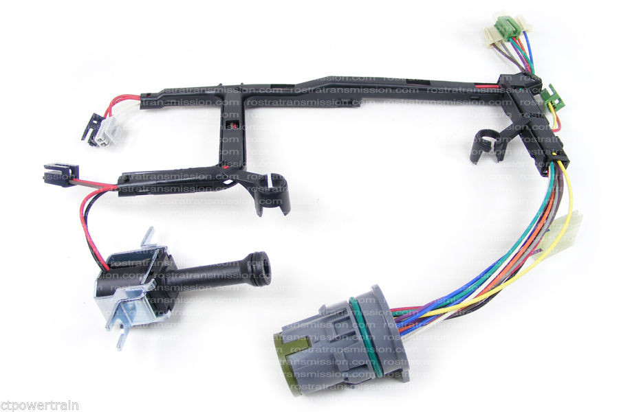 4L60E 4L65E Rostra Internal Wire Harness 1993-02 With LU Solenoid on