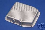 Transmission Oil Pan Ford AODE 4R70W Low Profile Aluminum