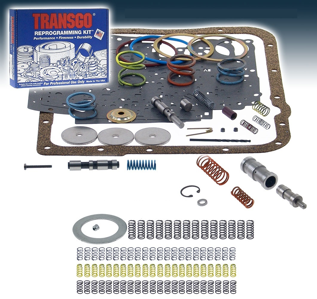 TransGo 4L60E-HD2 Reprogramming Shift Kit 4L60E 4L65E 4L70E 4L75E