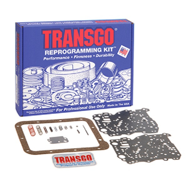 TransGo C4 Reprogramming Kit 47 3 1967 1969 Manual Stick Shift Stage 3 For Ford