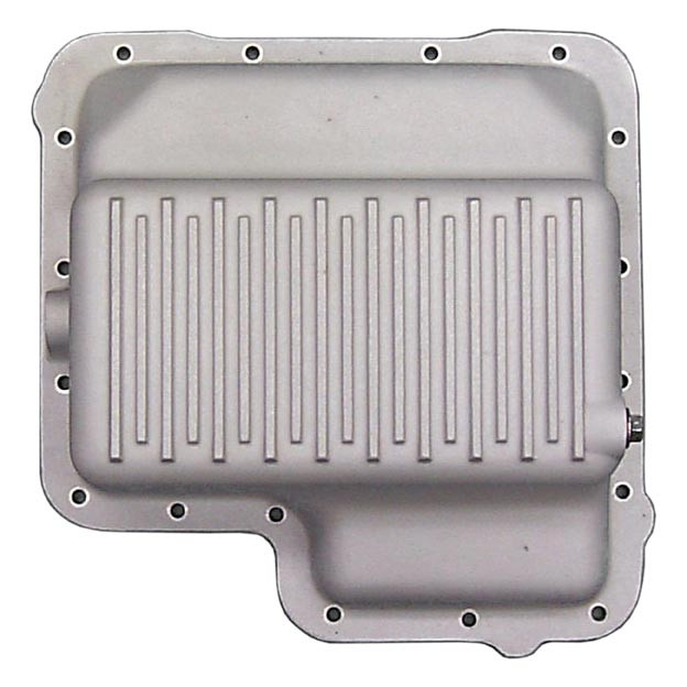 Transmission Super Deep Oil Pan Ford C6 New Heavy Duty As-Cast Aluminum