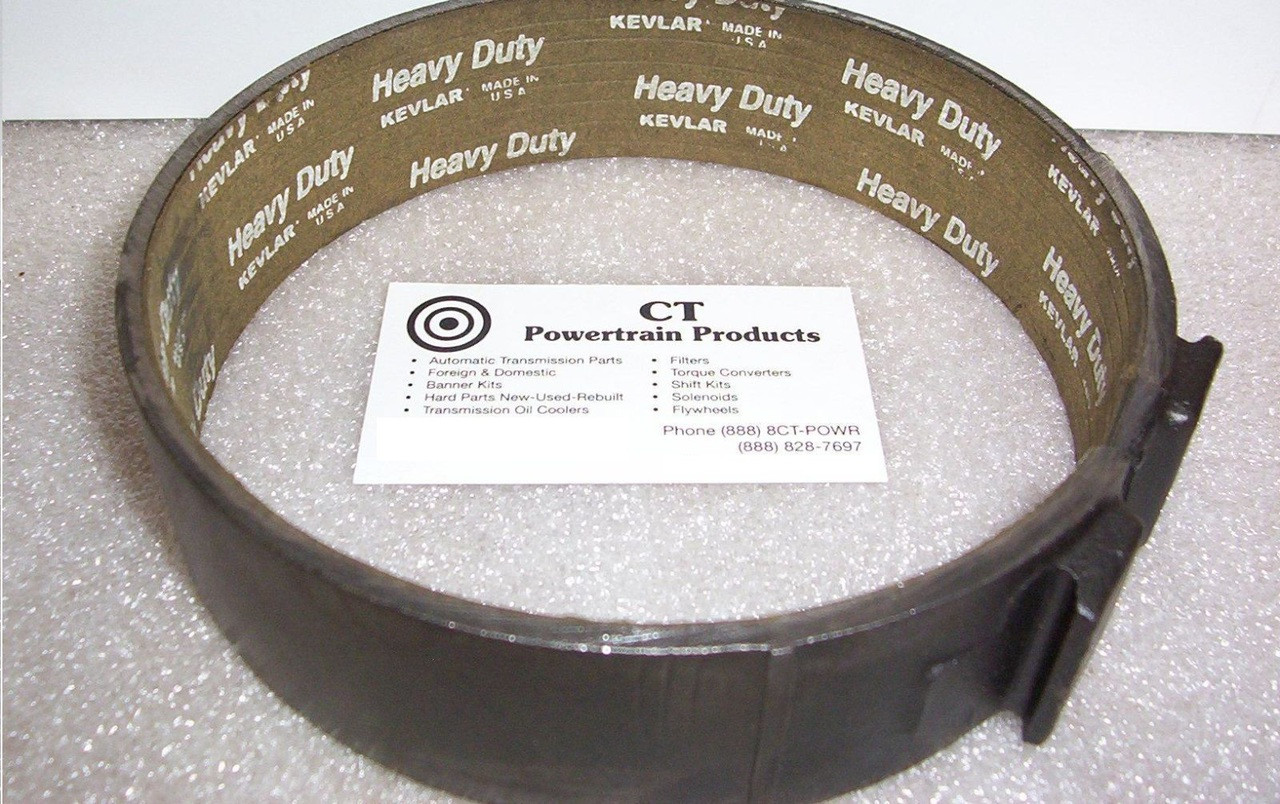 A727 A518 A618 Heavy Duty DuPont Kevlar Rear Band For Late 6 25 Drum  1991-On 518