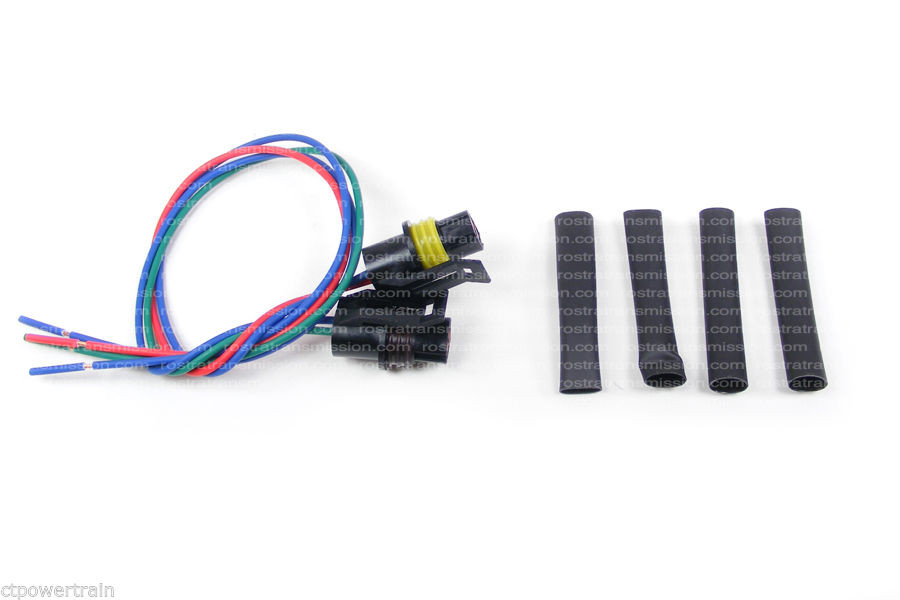 A 604 606 41TE 42LE Input/Output Speed Sensor Wire Harness Repair Kit - CT  Powertrain ProductsCT Powertrain Products