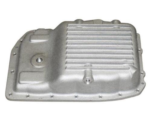 Transmission Oil Pan 6L80E 6L80 Low Profile As Cast Aluminum Pan Fill