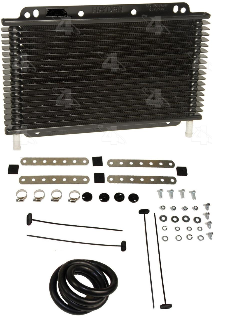 Auto Trans Oil Cooler Hayden 676