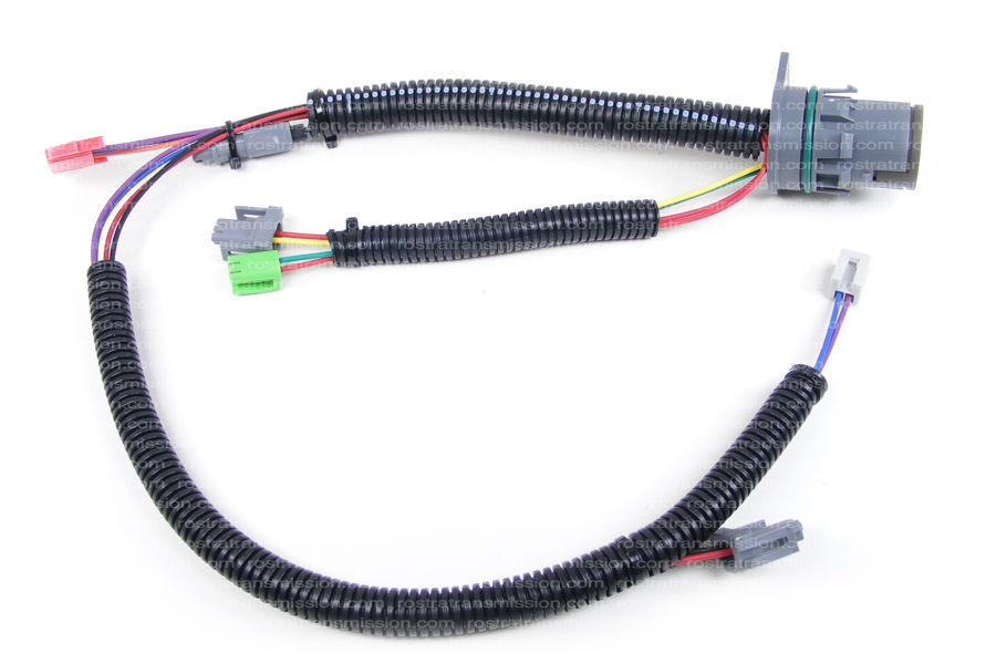 4L80E 4L85E 2004-2009 New Rostra Internal Wire Harness W/ Temp ... on whirlpool parts, controller parts, muffler parts, automotive harness parts, relay parts, camshaft parts, antenna parts, master cylinder parts, ignition parts, body harness parts, wiring harnesses, crawler harness parts, connector parts, air bag parts, spark plug parts, cable parts, circuit breaker parts, headlight parts, safety harness parts, wiring home,