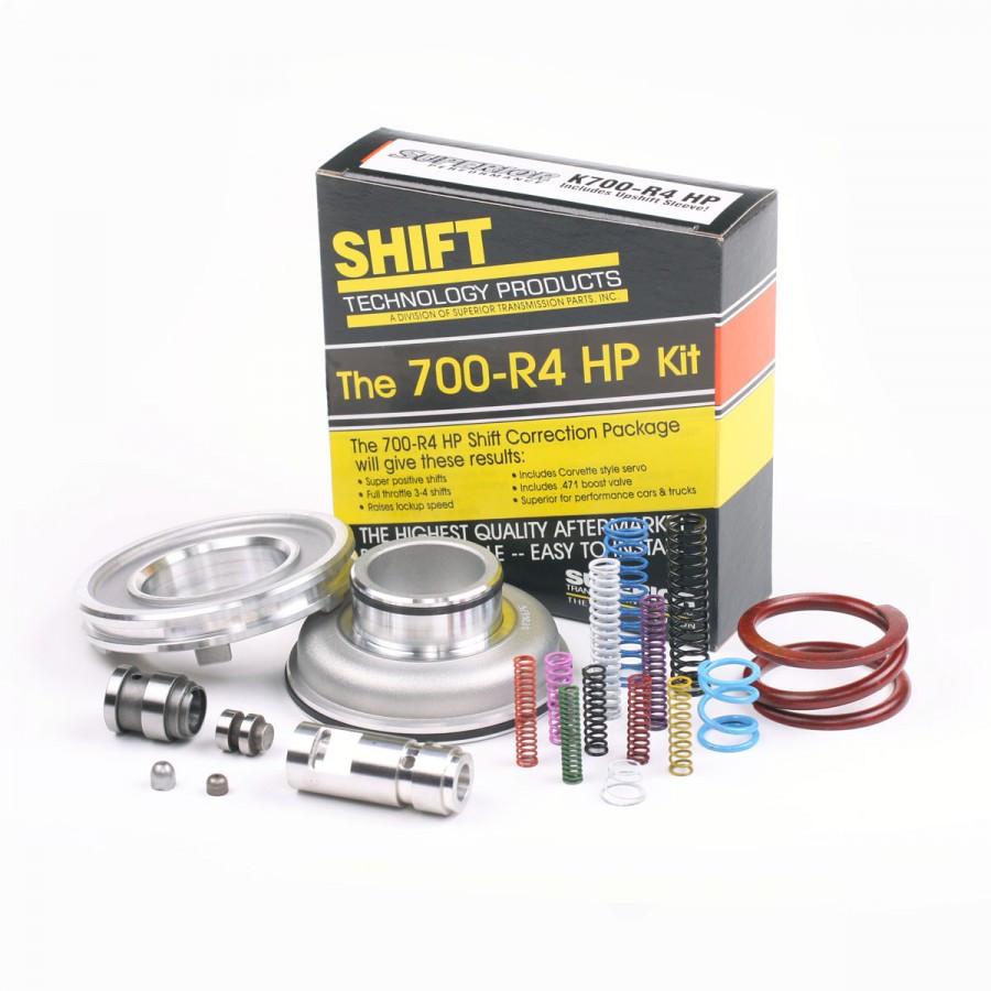 700 700R4 4L60 Superior K700-R4-HP High Performance Valve Body Kit New