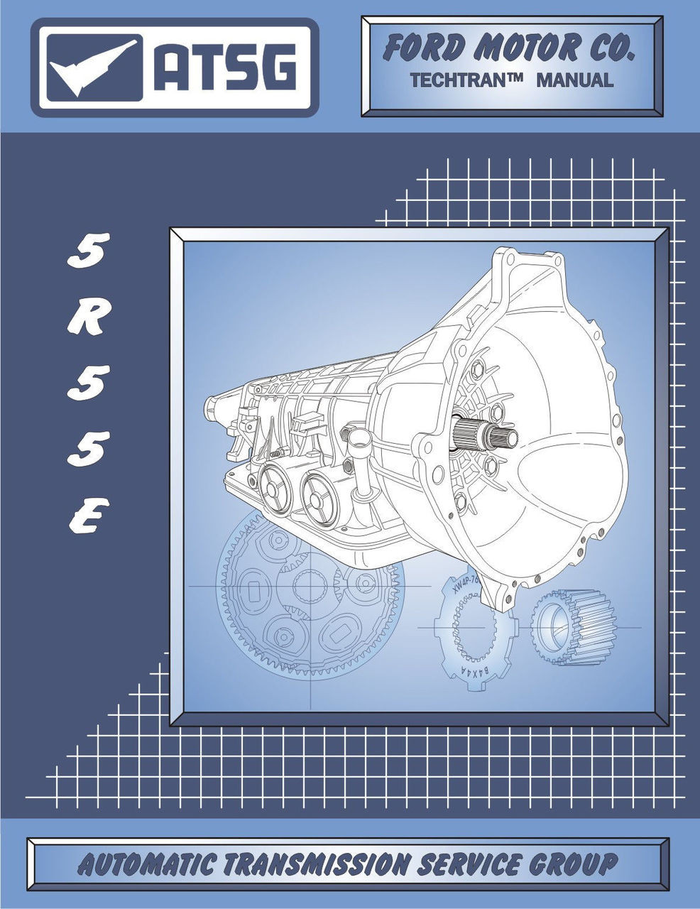 Astonishing Atsg Tech Manual 5R44E 5R55E A4Lde Ford Mercury Mazda 1997 On Wiring Database Ittabxeroyuccorg