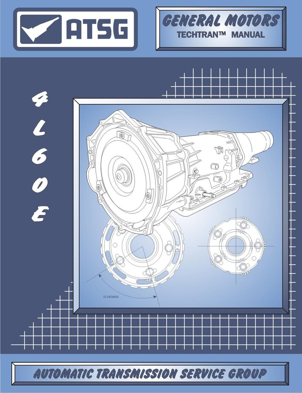 4t45e transmission repair manual