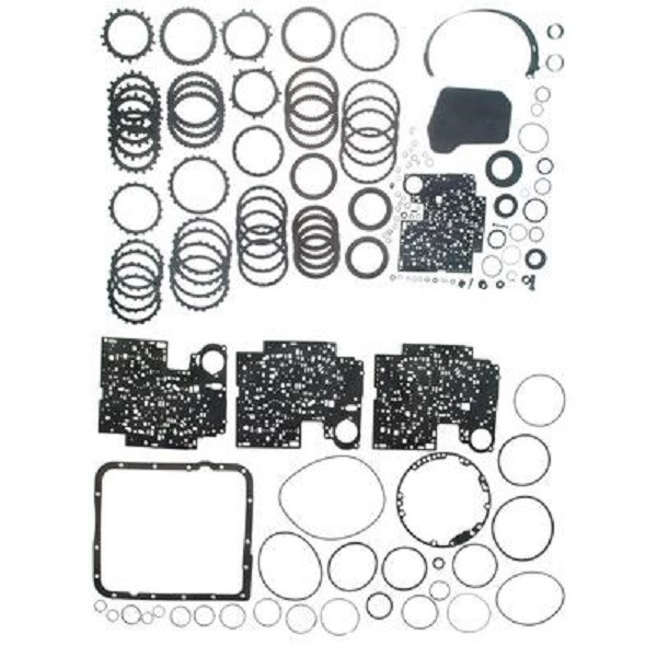 4L60E 4L65E TransTec Overhaul Gasket Seals OH Kit 2004-2005 With Wedge Pump Seal