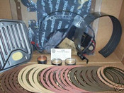 700R4 700 4L60 1987-1993 Premium Super Rebuild Kit with Carbon Band