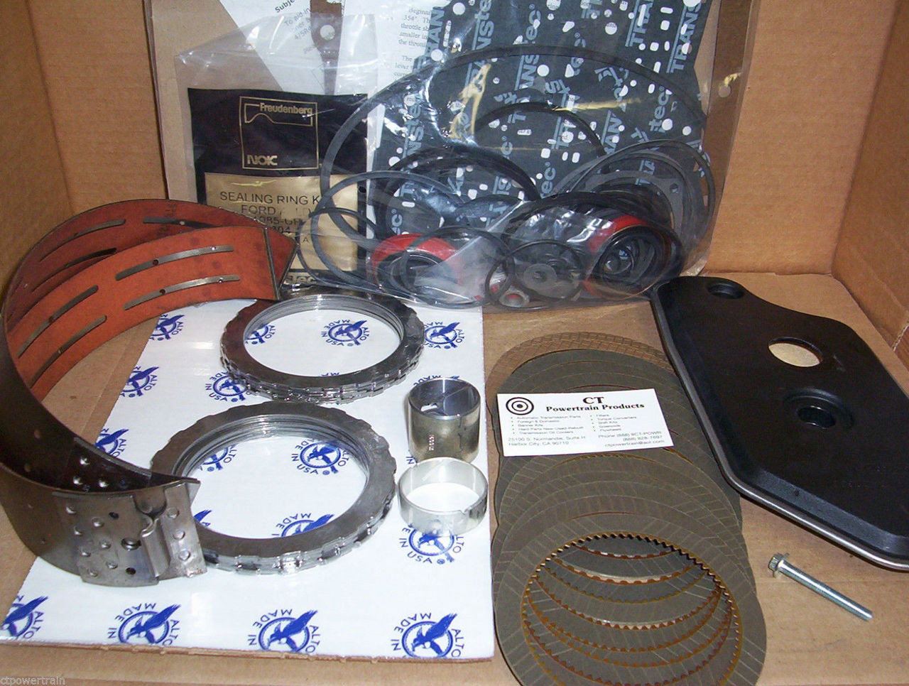 5r55e transmission rebuild kit