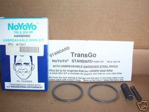 TransGo 700 PK Pump Ring Kit Fits 2004R - 700R4 - 4L60 - 4L60E - 4L65E - 4L70E