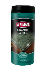 Weiman Granite Wipes 30 Sheet
