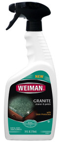 Weiman 12oz Granite Cleaner Trigger Spray