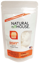 Natural House Dishy Dishwasher Pack