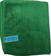 "Legacy 16"" x 16"" Blue Ribbon Green Micro-Fiber"